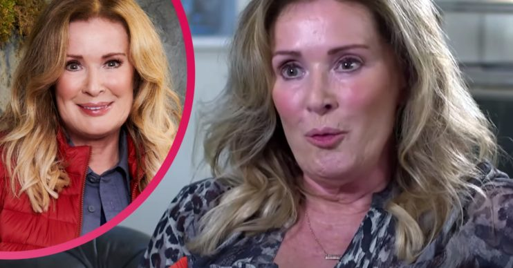 Beverley Callard on mental health