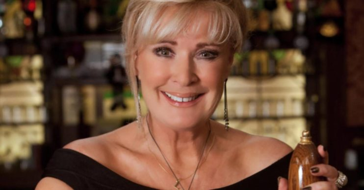 Corrie's Liz McDonald, played by Beverley Callard