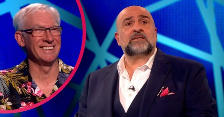 Winning Combination ITV Omid Djalili