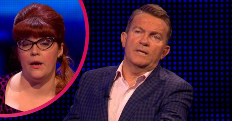 The Chase no new chaser, Jenny Ryan and Bradley Walsh