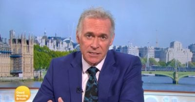 GMB's Dr Hilary Jones