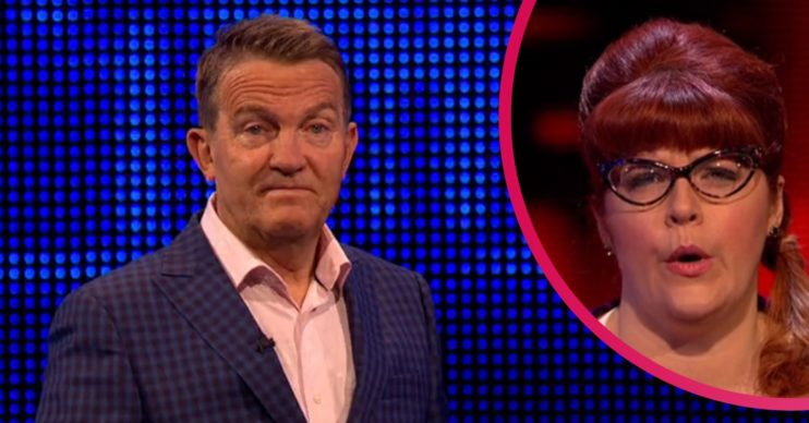 The Chase Bradley Walsh and Jenny Ryan