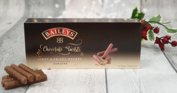 baileys chocolate B&M