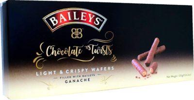 box of baileys chocolate twists
