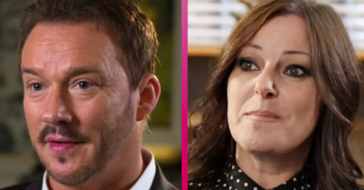 I'm A Celebrity 2020: Russell Watson and Ruthie Henshall