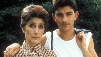 Dot Cotton and her son Nick Cotton (Credit: BBC)