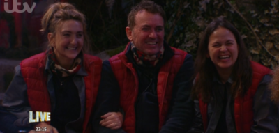 Shane Richie on I'm A Celebrity