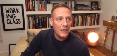 Antony Cotton on I'm A Celebrity The Daily Drop