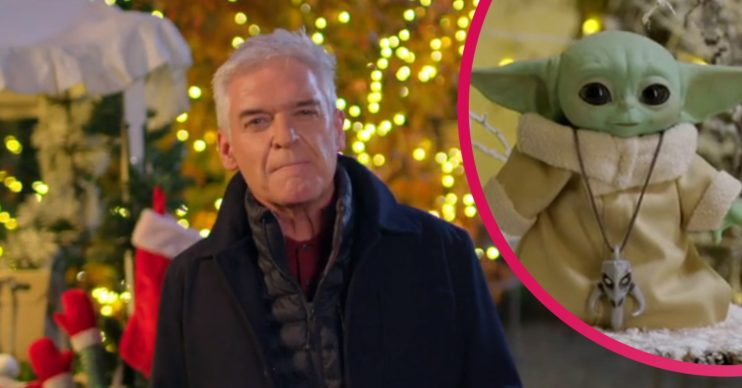 How to Spend it Well At Christmas Phillip Schofield