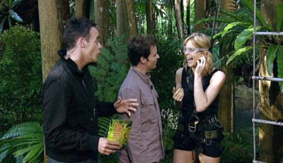 Linda Barker on I'm A Celebrity with Ant and Dec