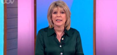 Ruth Langsford on Loose Women