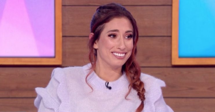 Stacey Solomon on Loose Women