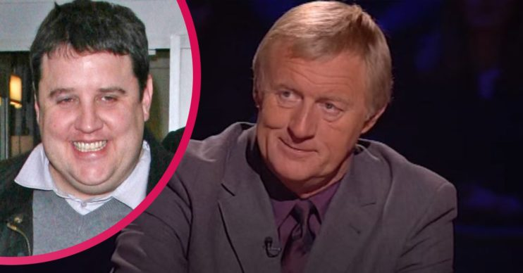 Who Wants To Be A Millionaire Peter Kay Chris Tarrant