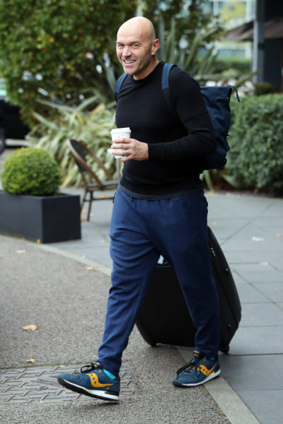 Simon rimmer leaving strictly rehearsals