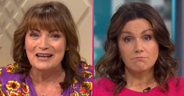 Lorraine KElly on GMB