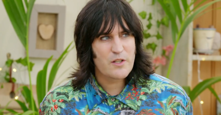 Noel Fielding on Great British Bake Off