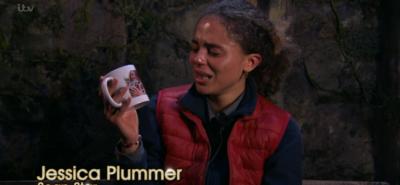 Jessica Plummer on I'm A Celeb