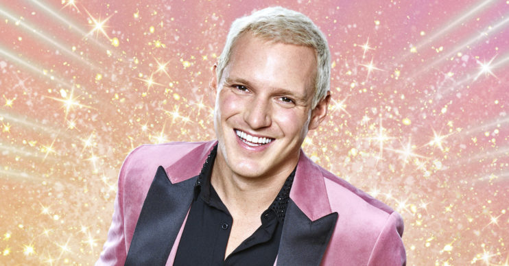 Jamie Laing Strictly Come Dancing