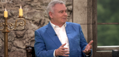 Eamonn Holmes on The Daily Drop