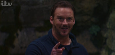 Russell WAtson on I'm A Celebrity