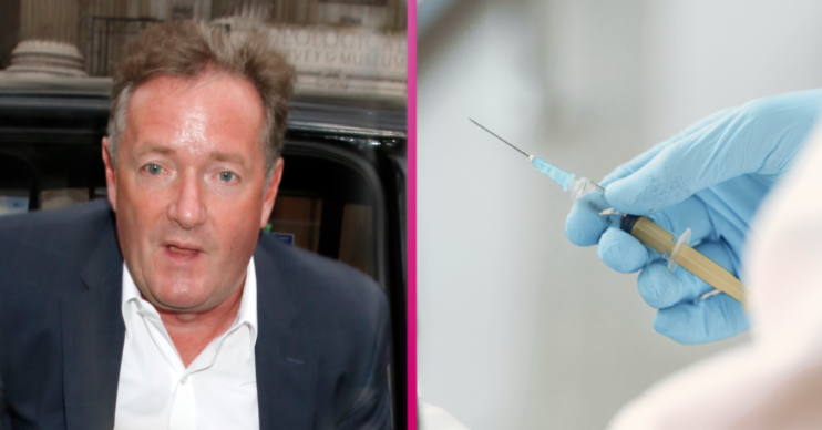 Piers Morgan coronavirus
