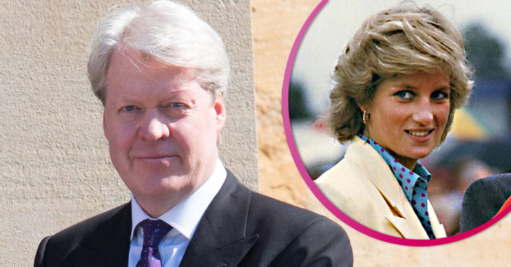Princess Diana's brother