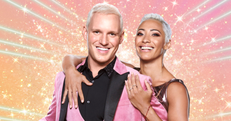 Jamie Laing Strictly