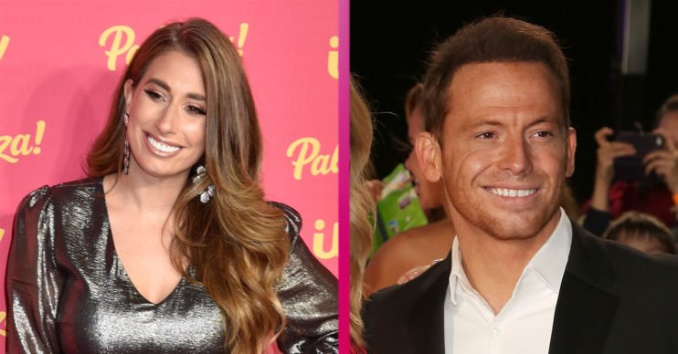 Stacey Solomon baby with Joe Swash