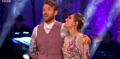 JJ Chalmers on Strictly Come Dancing