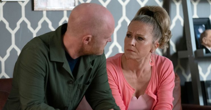 eastenders max and linda