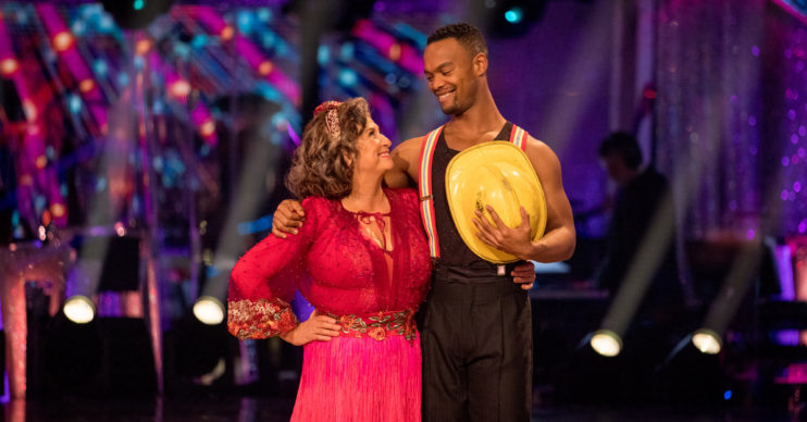 Strictly Caroline Quentin leaves