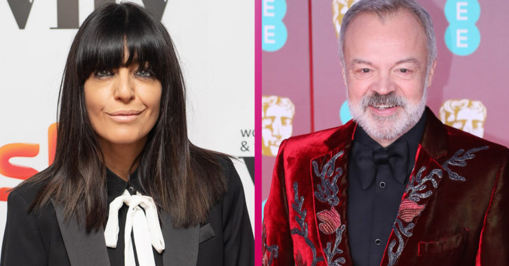 Claudia Winkleman radio 2 Graham Norton