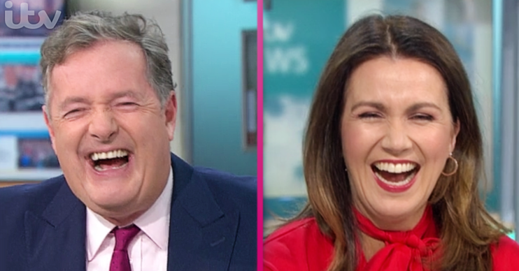 GMB Piers Morgan Susanna