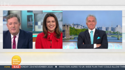 Piers Morgan GMB
