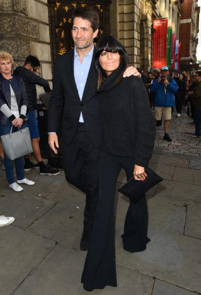 Claudia and husband Kris