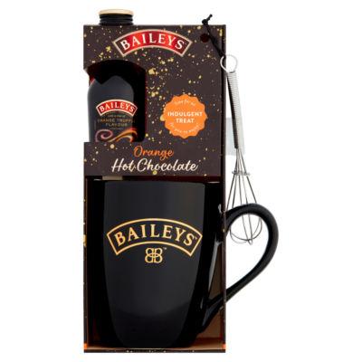Baileys hot chocolate gift set