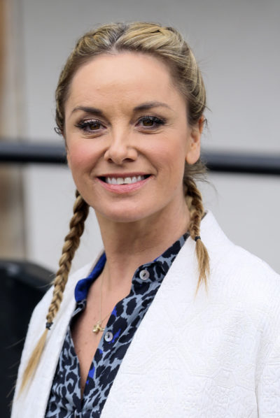 Tamzin Outhwaite bullying