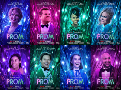 The Prom cast photo