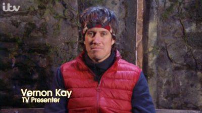 Vernon Kay on I'm A Celebrity