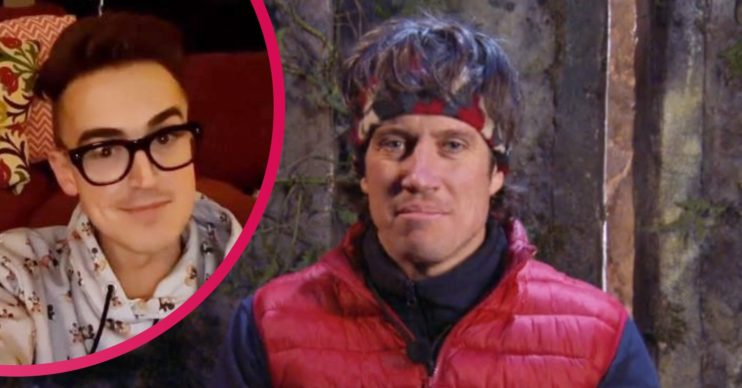 I'm A Celebrity Tom Fletcher Vernon Kay