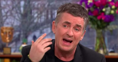 shane richie on this morning