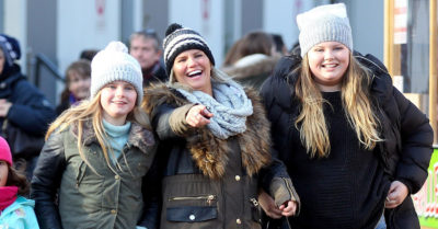 kerry katona with her daughters