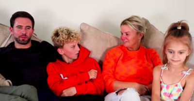 kerry katona and family