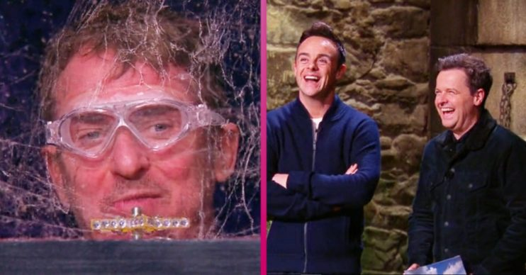 I'm A Celebrity Shane Richie (1)