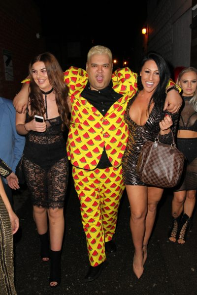 Heavy D Celebrity Big Brother