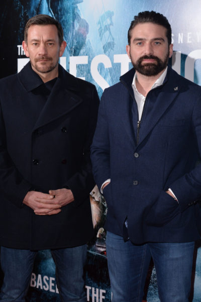 ollie ollerton with ant Middleton