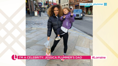 Jessica Plummer I'm A Celebrity