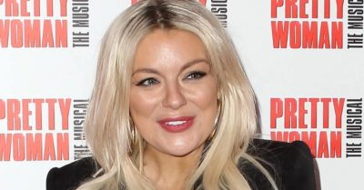 Sheridan Smith steps out