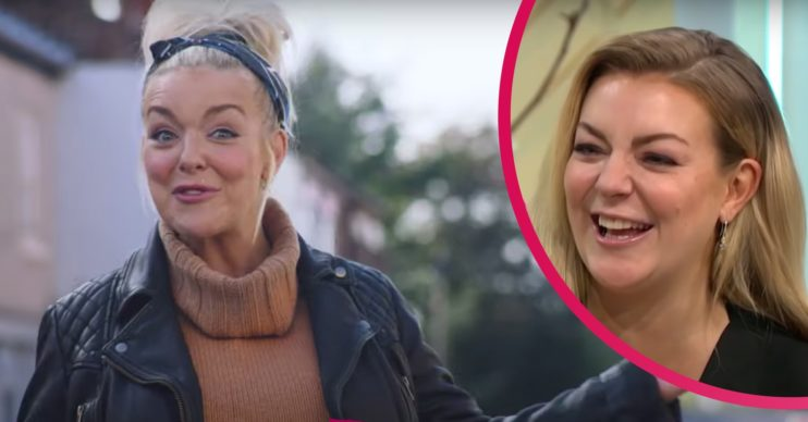 Sheridan Smith has been linked with a new presenting role