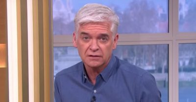 Phillip Schofield admits he's had enough on This Morning